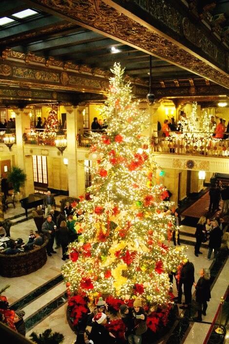 Davenport Christmas Trees 2020 Davenport Hotel Spokane Christmas Trees 2020   Zaufps